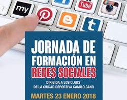 Redes Sociales para Clubs Deportivos