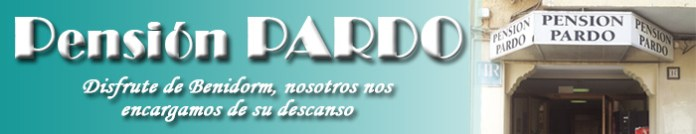 Pension Pardo Benidorm