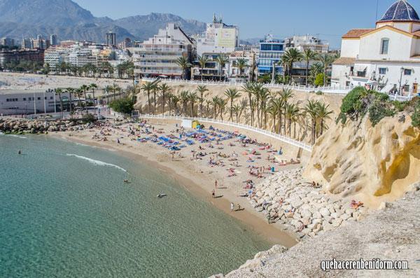 Las Playas de Benidorm, un paraíso en el Mediterráneo