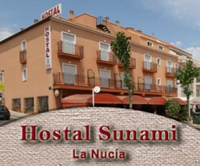 Hostal Sunami - La Nucía