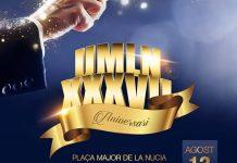 Concierto XXXVII aniversario de la Unió Musical La Nucía