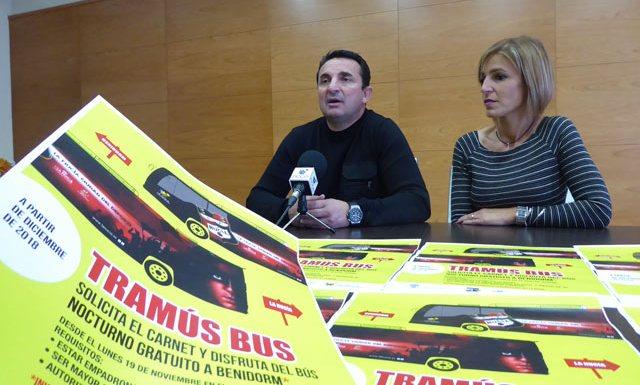 Tramus Bus La Nucia 2018