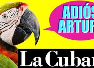 adios arturo la cubana altea 2018