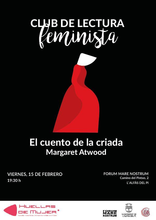 Alfas del pi club lectura feminista el cuento de la criada 2019