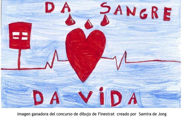 Finestrat donacion sangre samira de jong 2019
