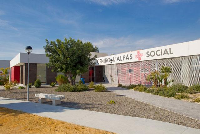 Bienestar Social centro alfas mas social