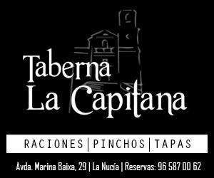 Taberla La Capitana