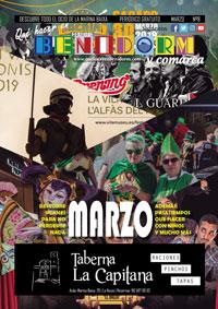 Revista Marzo Que Hacer en Benidorm 2019