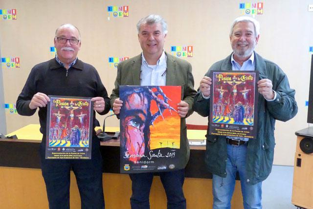 Benidorm La Pasion Semana Santa 2019