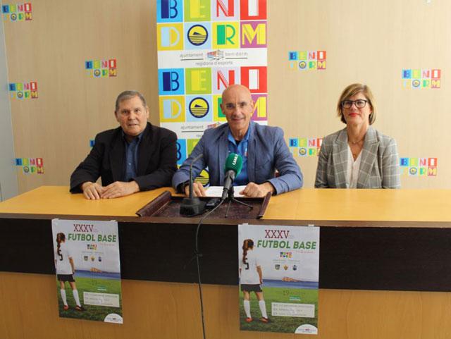 Torneo Futbol Base Villa Benidorm 2019