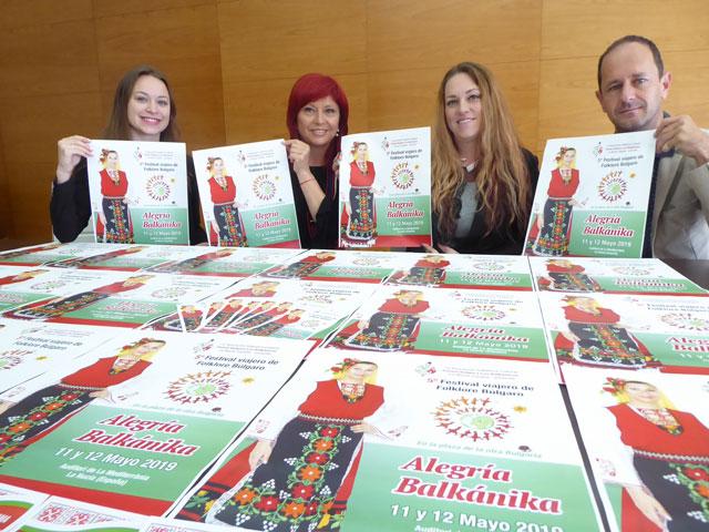 festival bulgaro en la nucia 2019
