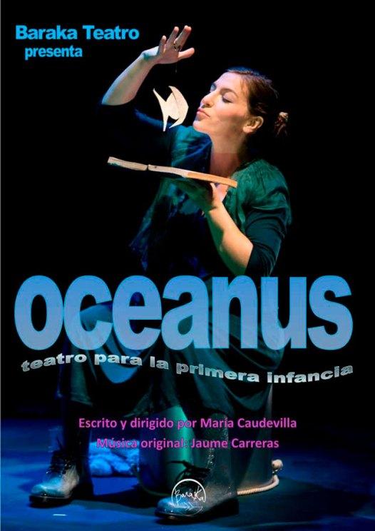 "Teatro infantil, ""Oceanus"" a cargo de Baraka Teatro en Villajoyosa"