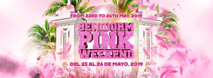 Benidorm Pink Weekend 2019