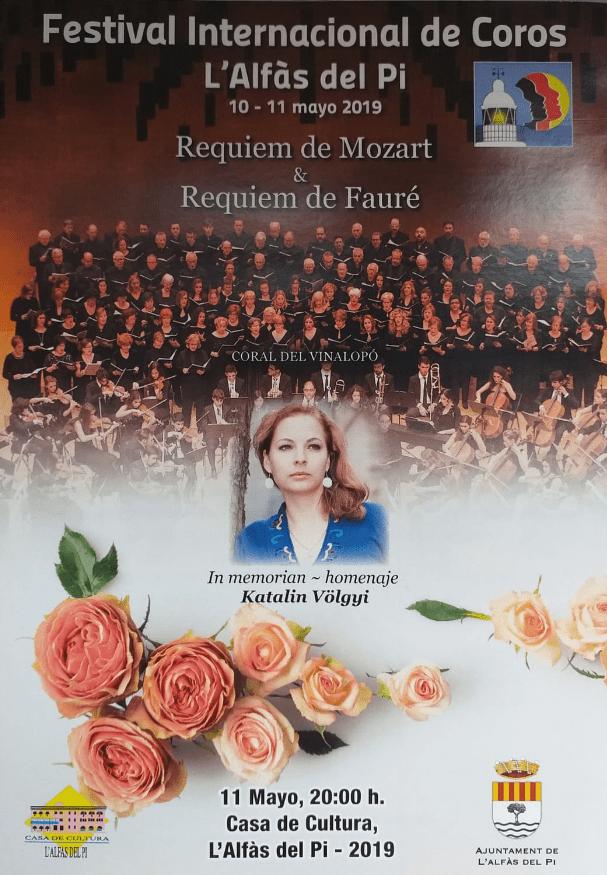 Festival Internacional de Coros Alfas del Pi 2019