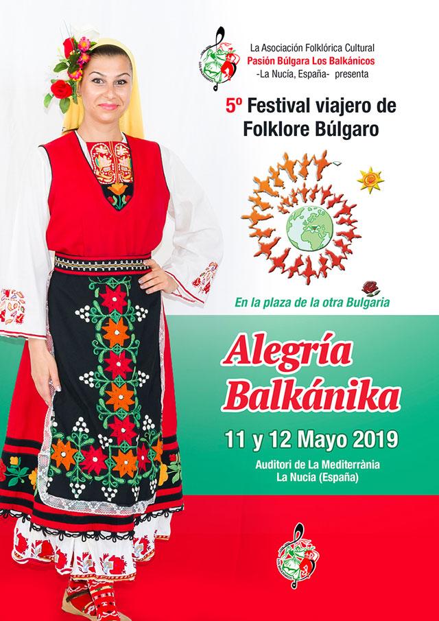 La Nucia Festival Bulgaro 2019