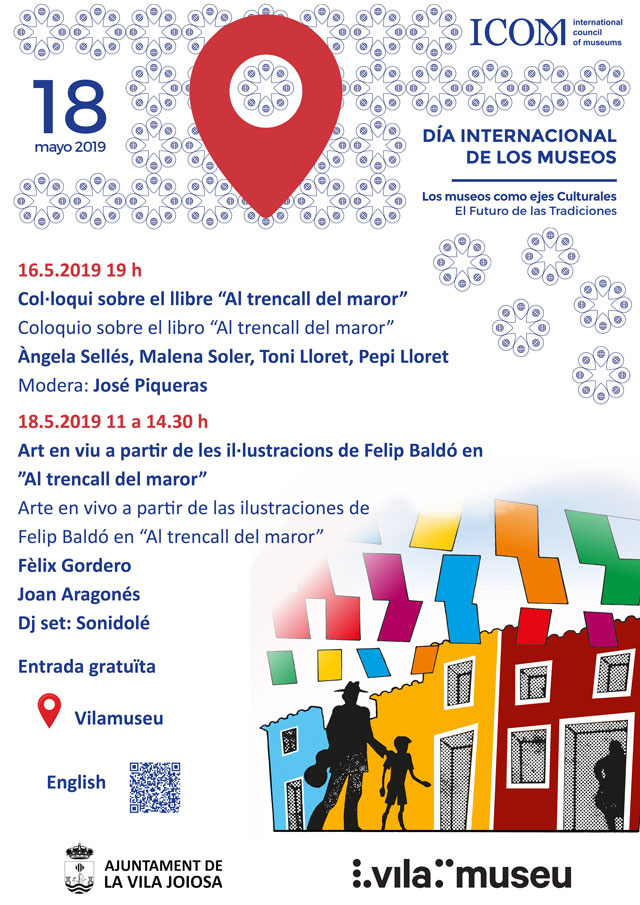 vilamuseu dia internacion de los museos 2019 la vila joiosa