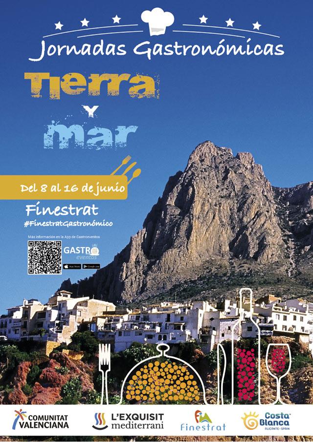 Finestrat Tierra y Mar Jornadas gastronomicas 2019