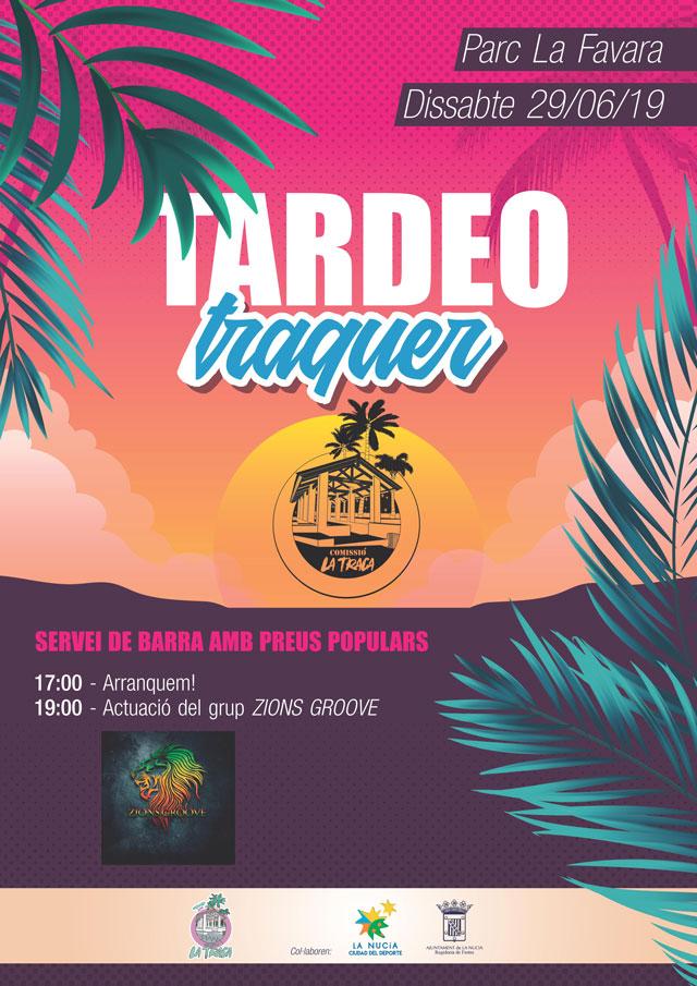 La Nucia Tardeo Fester La Traca 2019