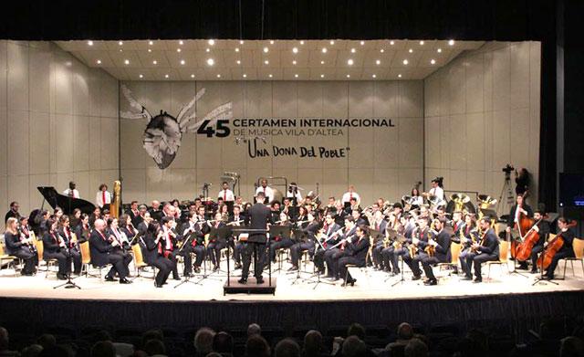 46 Certamen Internacional de Música Vila d'Altea 2019