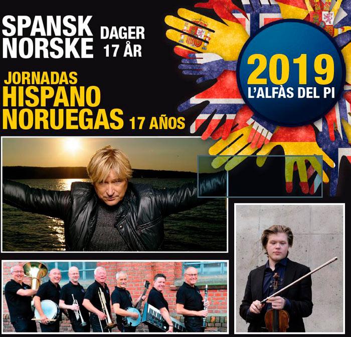 Alfaz inaugura las Jornadas Hispano Noruegas