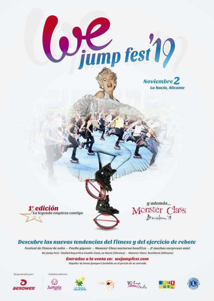 La Nucía acoge «We Jump Fest» este fin de semana
