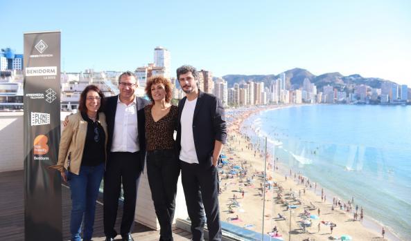 El 7 de noviembre, casting para la serie «Benidorm»