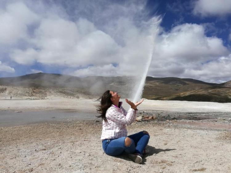 Campo geotermico de Puchuldiza