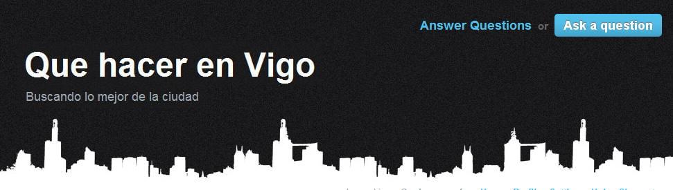 Tus preguntas y respuestas sobre Vigo