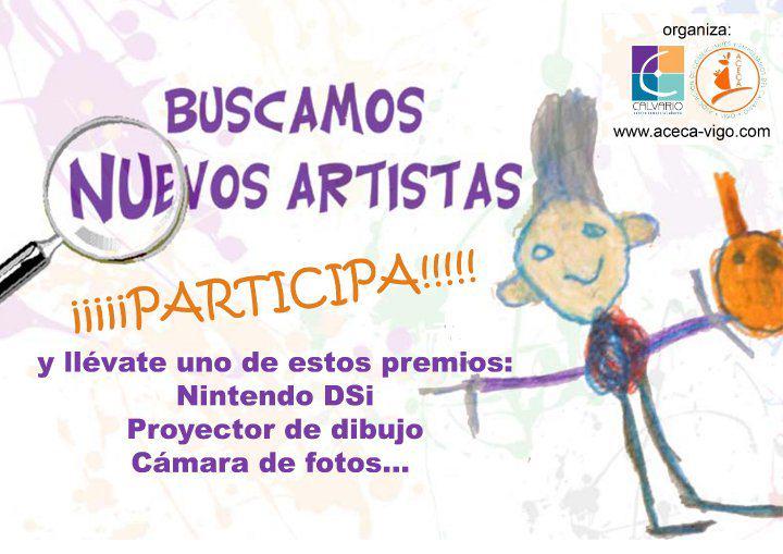 Concurso de dibujo para niñ@s