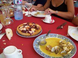 Restaurante Luis en San Adrian de Cobres [Vigo Enxebre]