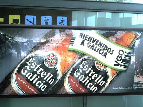 Monólogos en la cervecería Estrella Galicia