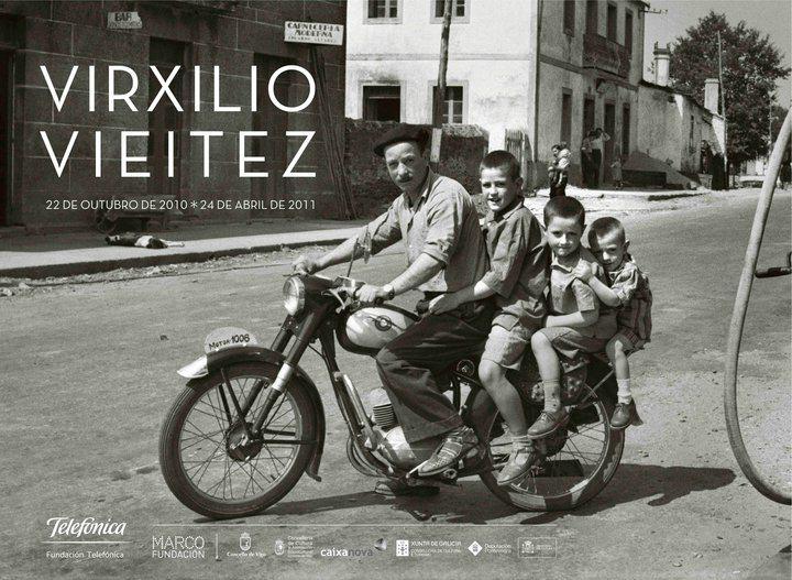 Virxilio Vieitez, Vasco Araújo y Javier Téllez en el MARCO