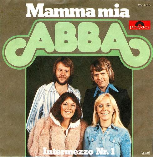 Mamma Mía, el musical.