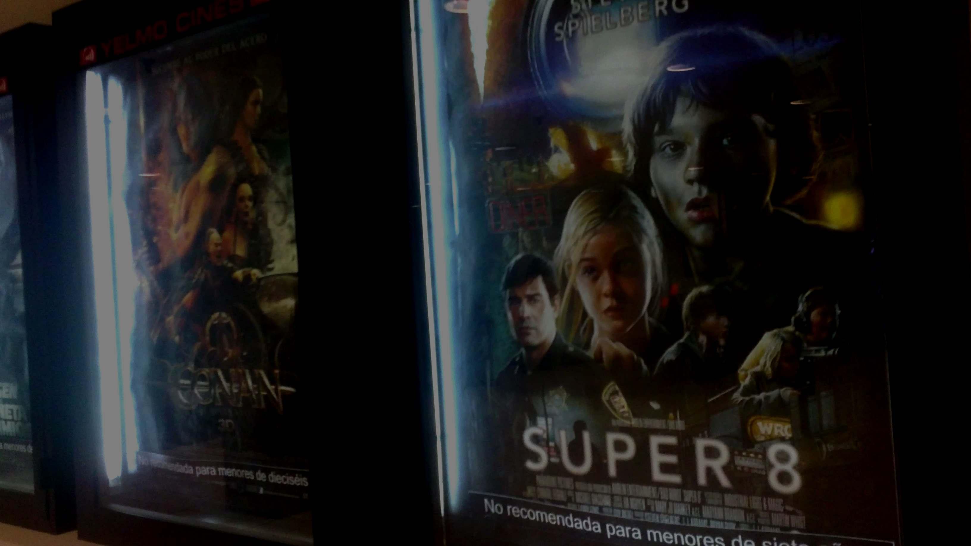 Super 8, la película.