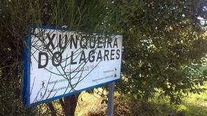 A Xunqueira do Lagares.