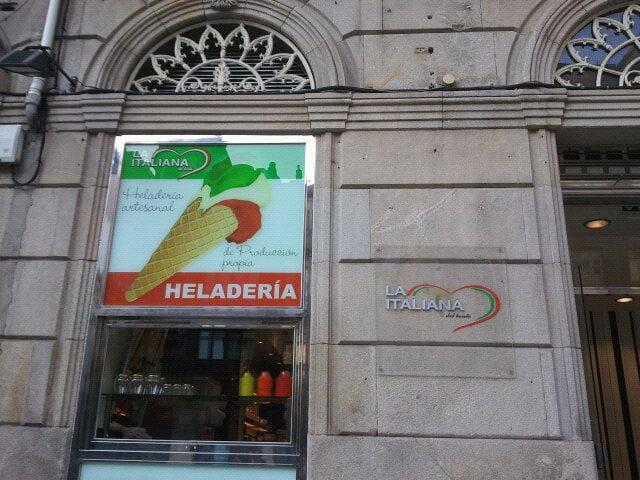La Italiana: Yogurtería&Heladería