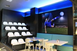 AD Sports Bar: Birras y Deporte en HD