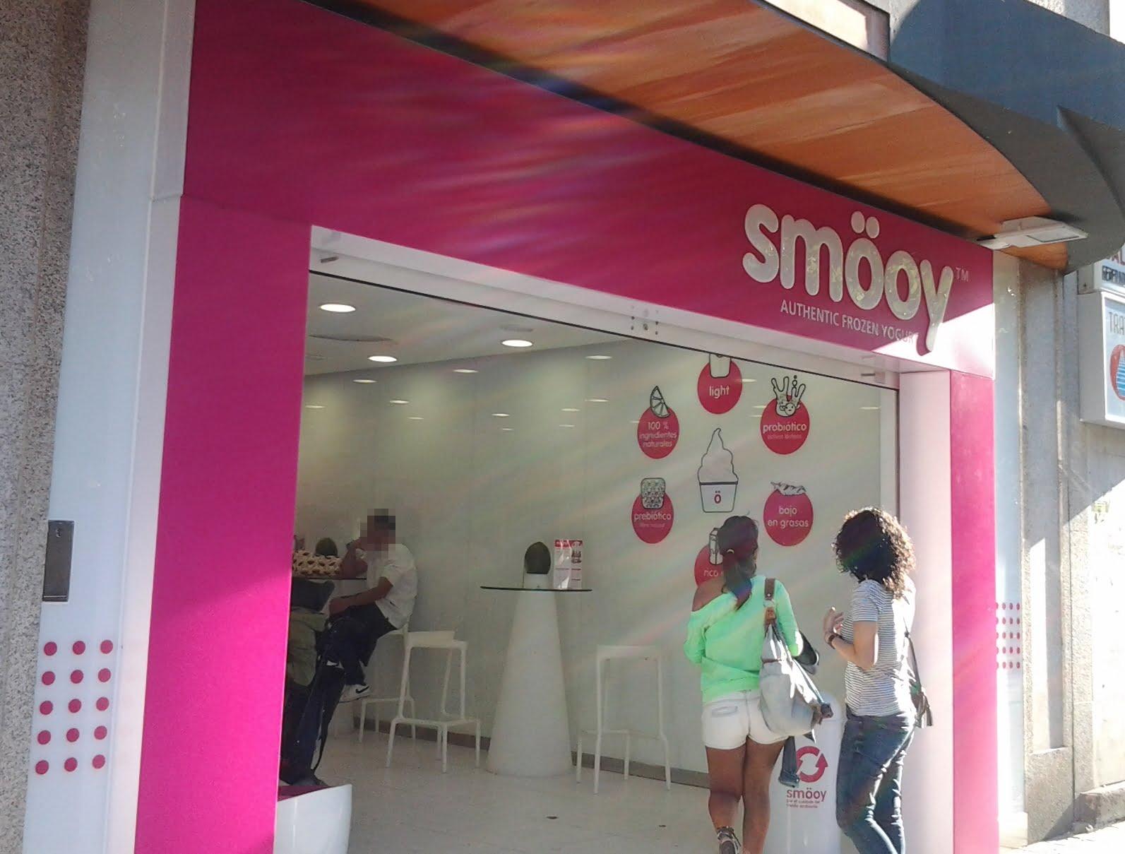 Smöoy, Heladería & Yougurtería