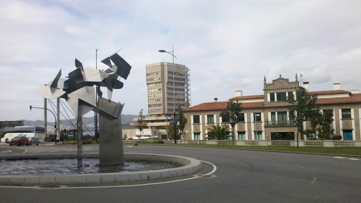 Rotondas en Vigo