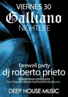 Deep House en Galliano