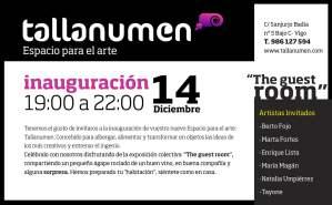Tallanumen, nuevo espacio para el arte
