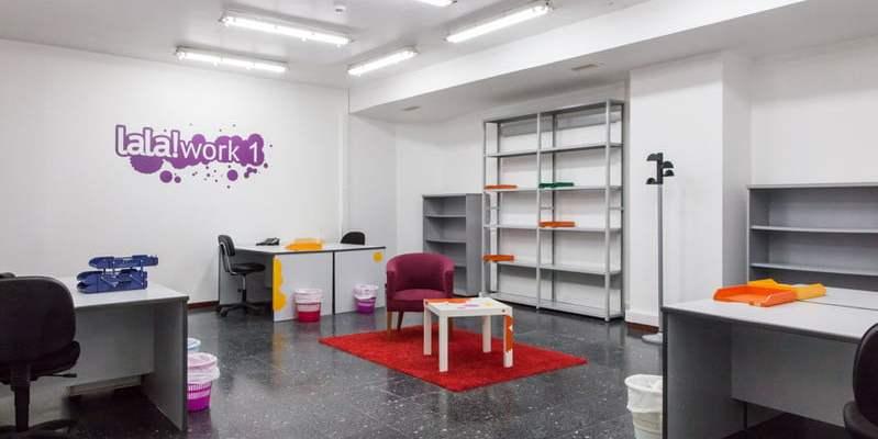 Espacio de una Oficina de Lala Work