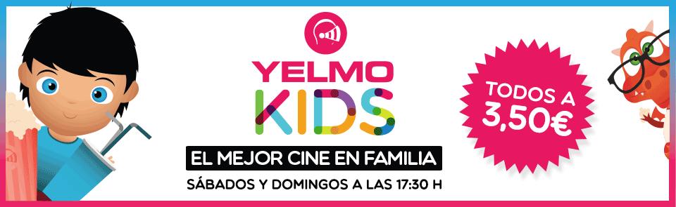 Fiesta del cine para niños
