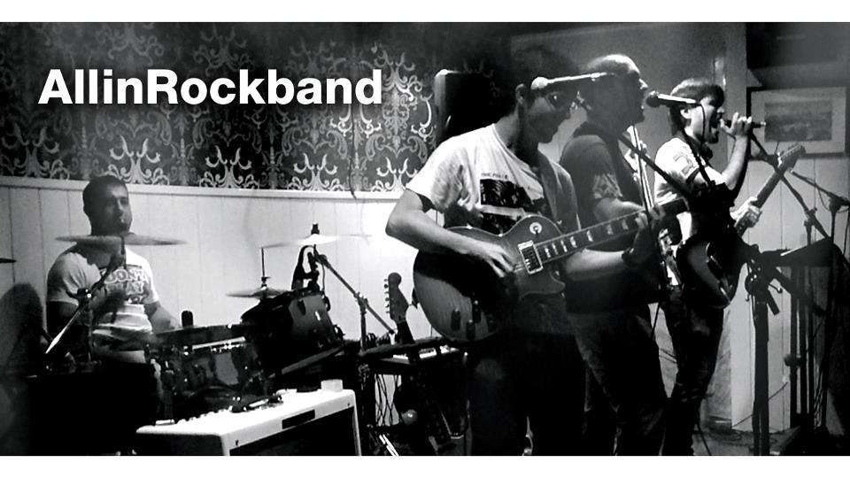 Concierto Rock de  ALL IN ROCK & ROLL BAND