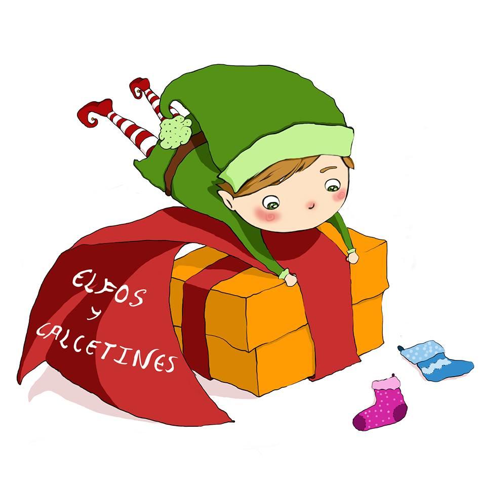 Elfos y Calcetines, ni un niño de Vigo sin regalo de Navidad