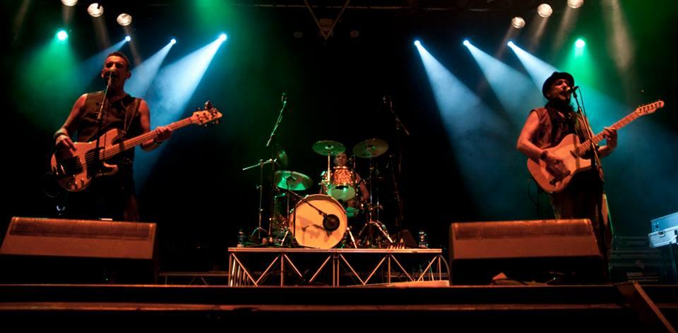 Rock. La banda del zurdo.