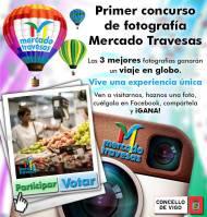 Concurso fotográfico Mercado Travesas