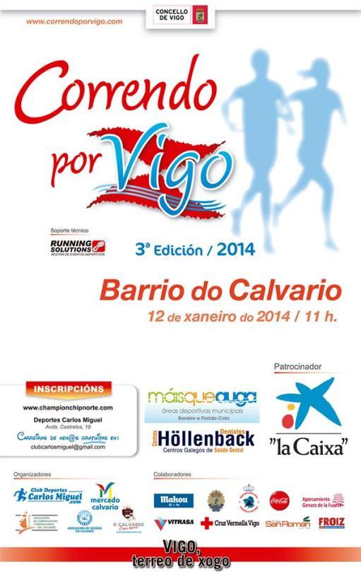 Correndo por Vigo