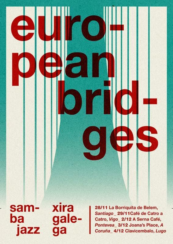 Concerto de «european bridges» en Vigo na súa xira Galega