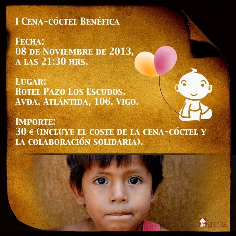 Fiesta Benéfica Fundación Balms para la Infancia
